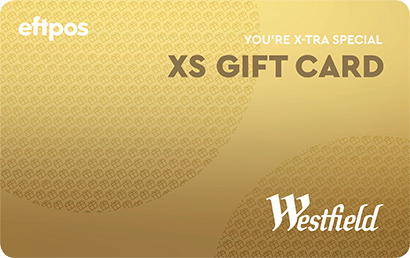how to use westfield gift card
